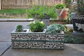 Garden Boxes Ideas Cinder Block Garden Box Ideas