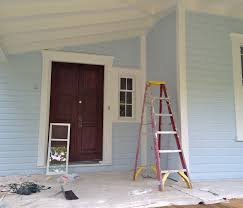 front porch part 2 of 3 u2013 where we paint stuff and then paint