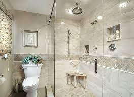 bathroom tile shower design shower tile patterns bathroom traditional with niche frameless