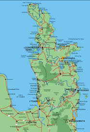 Map New Zealand Map Of Coromandel New Zealand London Map