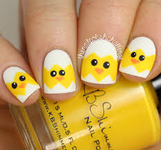 Easter Nail Designs Kelli Marissa Easter Nail Art Chevron