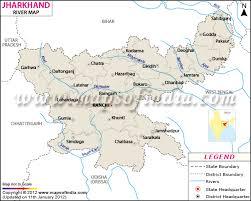 world rivers map shapefile jharkhand river map