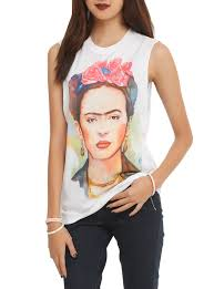 frida kahlo lover quote girls muscle top topic