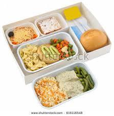 cuisine box set inflight meal box on white ภาพสต อก 616116548