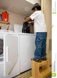 doing household chores royalty free stock image image 1416726