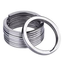 titanium key rings images 32 mm titanium key rings split rings 5 pack amazon co uk toys jpg