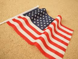 American Flag Upside Down How To Display The U S Flag 8 Steps With Pictures Wikihow