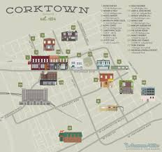 Map Of Detroit Michigan Awesome City Guide Detroit U0027s Corktown Neighborhood
