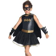 halloween costume for kids girls batman costume cosplay party