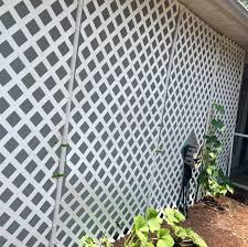 Pvc Pipe Trellis Sunburst Gardening And Crafts May 2016