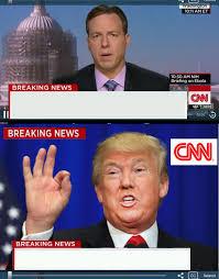 Blank Meme Generator - cnn phony trump news meme generator imgflip