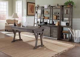 stone brook junior executive desk set by liberty furniture home