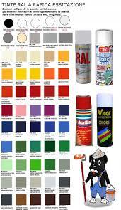 acrylic enamel spray paint ral colour fast drying spray 400 ml