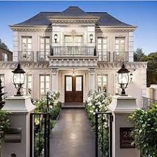 The French Provincial Home At  Landridge St Glen Waverley Has - French home design