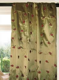 Drapes Discount Pattern Silk Dupioni Drapes And Curtains Embroidery Drapes And