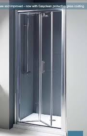 Shower Door 720mm 760 Bifold Shower Door