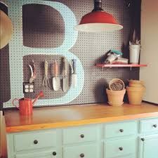 pegboard kitchen ideas 6 great ideas for decorating with pegboards and pins interior design