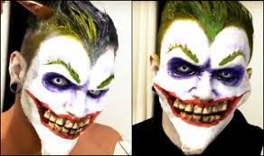 Heath Ledger Halloween Costume Halloween Special Joker Tutorial
