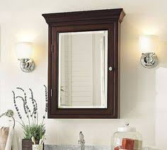 Wall Cabinet For Bathroom Love This William Wall Mount Medicine Cabinet Pottery Barn