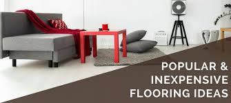 Affordable Flooring Options Cheap Flooring Ideas 5 Inexpensive Popular Diy Options Floor