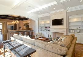 Photos Of Luxury Home Family Rooms And Living Rooms By Heritage - Family room