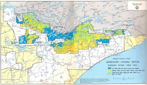 Boundary Waters Map Bwca Entry Point Map Cashin60seconds Info