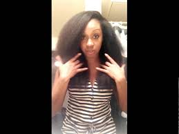 Weave Hairstyles For Natural Hair Best Weave For Natural Hair Youtube