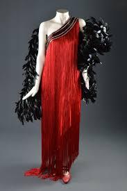 Carol Burnett Scarlett O Hara Costume by Natalie Cole
