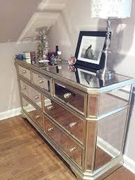 mirrored furniture design