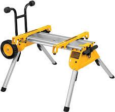 dewalt table saw folding stand dewalt rolling table saw stand