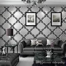pure paper geometric wallpaper italian metallic silver wallpaper