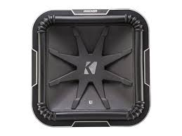 car subwoofers kicker
