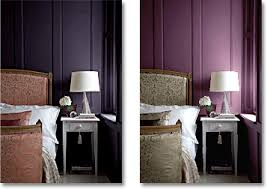 purple bedrooms from regal to rustic