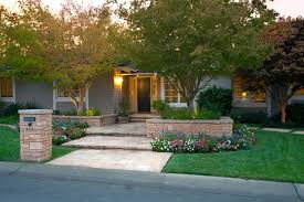 Front Curb Appeal - front yard curb appeal houzz
