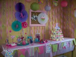 ideas for birthday decorations home design