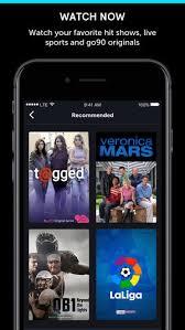 qb1 beyond the lights netflix go90 stream tv live sports on the app store