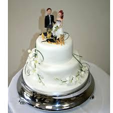 bespoke wedding cakes sheperds bespoke wedding cakes with personalised and groom