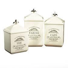 white kitchen canisters white kitchen canisters amazon com