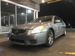 2008 Nissan Maxima Interior Used 2008 Nissan Maxima For Sale 35 Used 2008 Maxima Listings