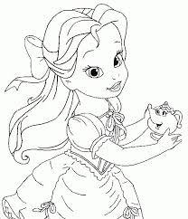 toddler princesses coloring pages coloring