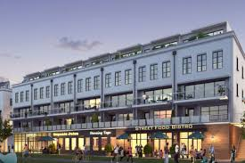 Townhomes Floor Plans Plans For Townhomes Beltline Fronting Retail Revealed At