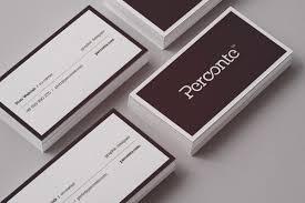 Business Card Design Inspiration 20 Minimalistic Business Card Designs For Your Inspiration