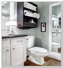 Bathroom Hutch Over Toilet Cabinet Glamorous Over The Toilet Storage Cabinet For Home