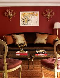 color home decor decorating with orange an instant pick me up traditional home