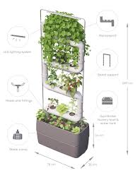 How To Build A Vertical Hydroponic Garden How Does Supragarden Work For Diy Green Wall And Hydroponics Grow