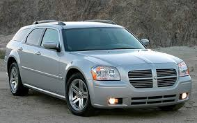 2007 dodge magnum information and photos zombiedrive