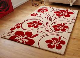Modern Floral Rugs Get Your Types Of Rugs