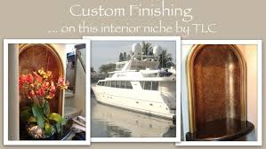 Painting Boat Interior Faux Painting Antique Glazing And More Tlc Faux Finishers In