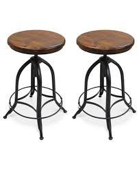 Bar Stool Sets Of 2 Mesmerizing Corbyn Set Of 2 Bar Stools Ship Furniture Macy S