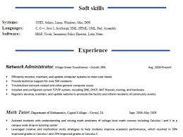 Monster Jobs Resume by Monster Resume Update Resume Templates